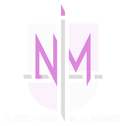 NIM Crest: No Gods or Kings, We Are Machines